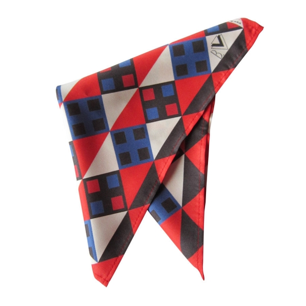 Abstract Peshkirian - Silk Square
