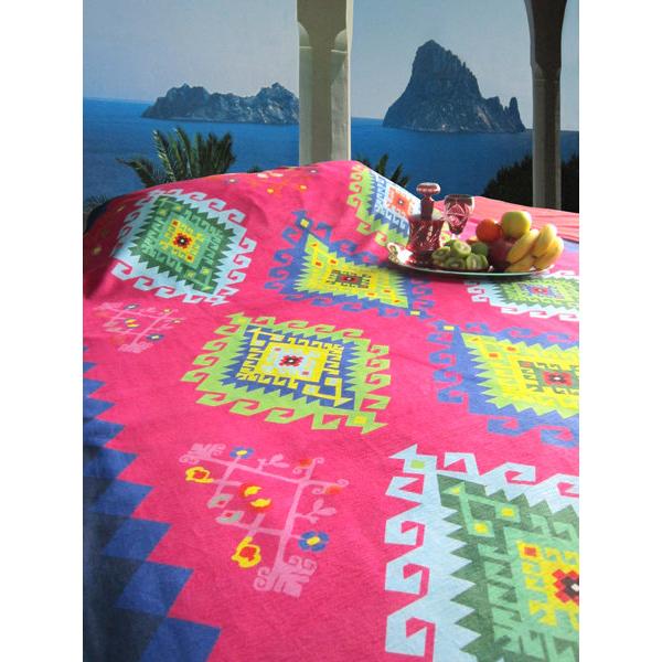 Curly Stars - Designer Polar Fleece Blanket 3