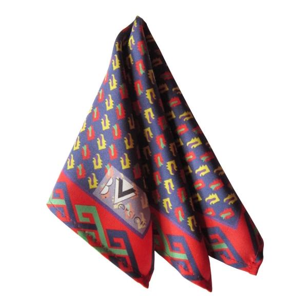 Копринена кърпичка за сако