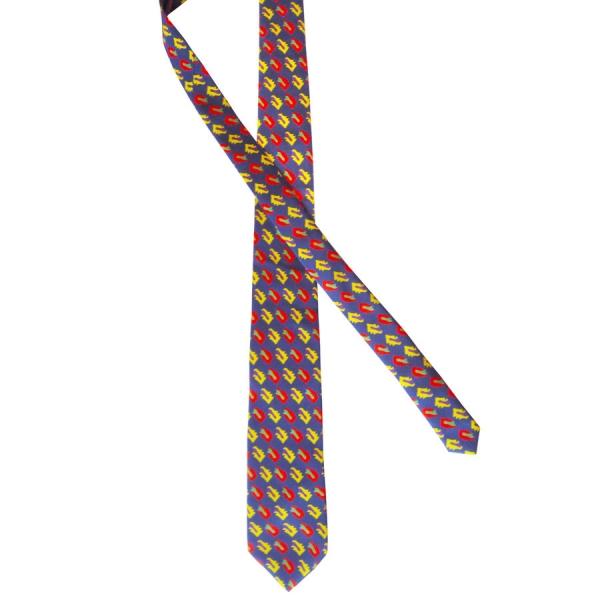 Patriarchal - Silk Twill Tie