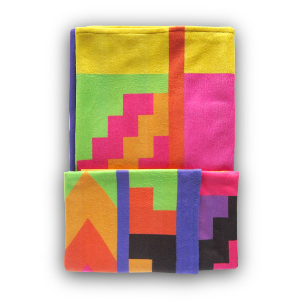 The Steps - Designer Polar Fleece Blanket 2